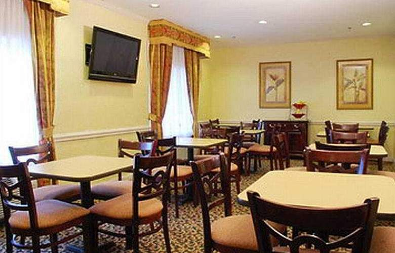 Fairfield Inn & Suites Lake Charles - Restaurant - 8