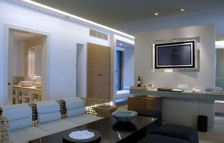 Gran Hotel la Florida - Room - 8