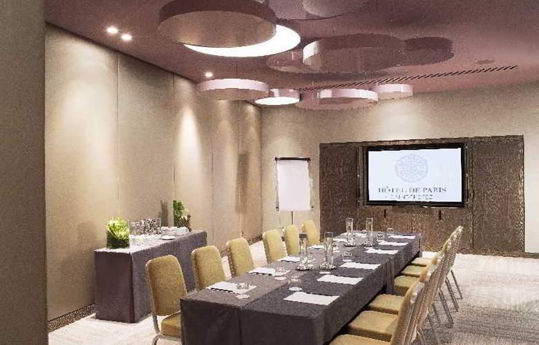 Hotel de Paris Saint Tropez - Conference - 9