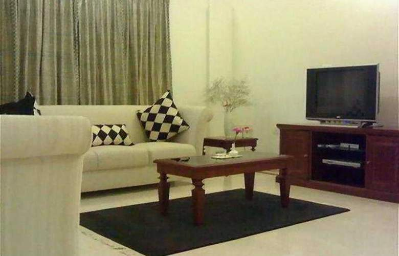 Justa The Residence Off MG Road - Room - 3