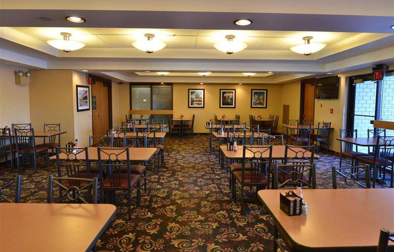 Best Western Plus East Towne Suites - Restaurant - 49