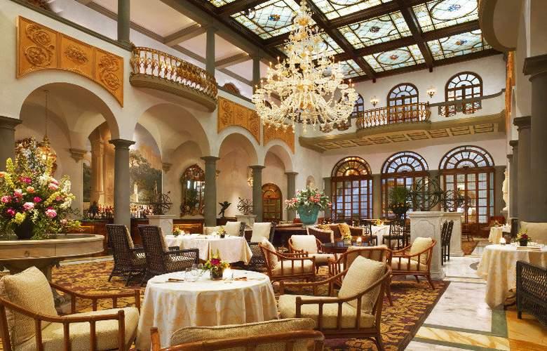 The St. Regis Florence - Restaurant - 4