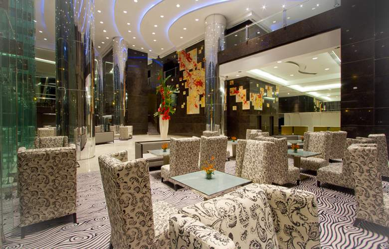 Acacia Hotel Manila - Restaurant - 8
