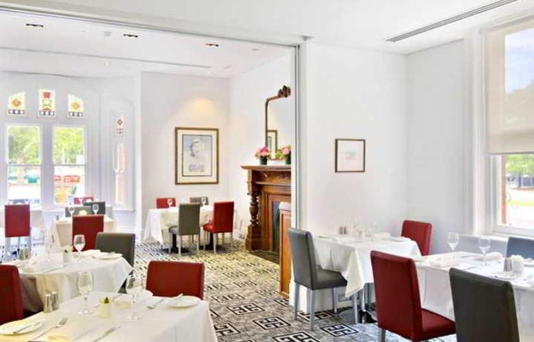 Seasons Heritage Melbourne - Restaurant - 21