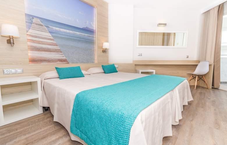 Eix Lagotel Hotel y apartamentos - Room - 14