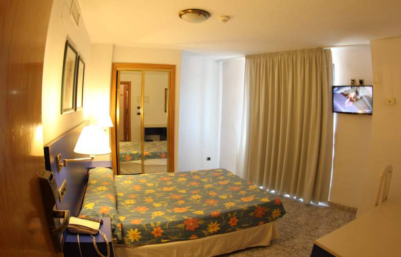 Vila-Real Marina Azul - Room - 9
