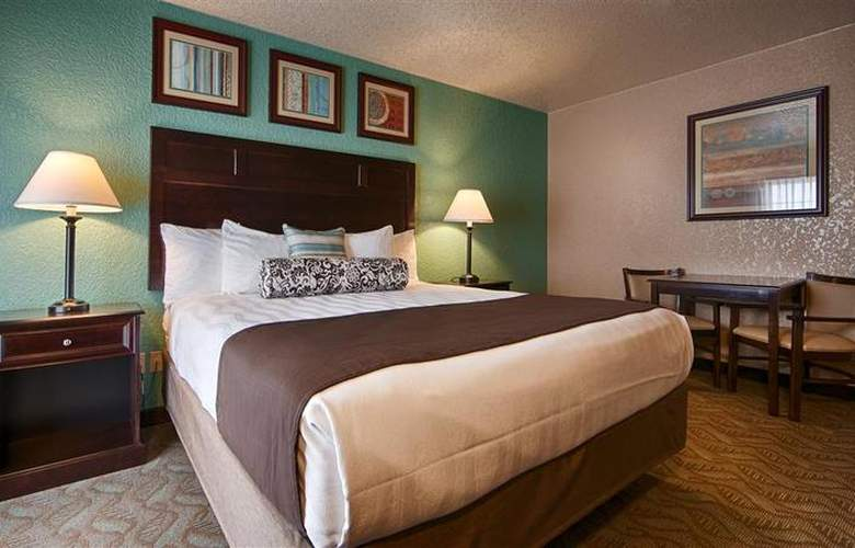 Best Western Plus Bayshore Inn - Room - 16