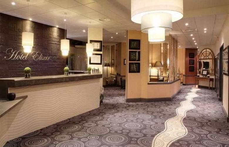 Best Western Elixir Grasse - Hotel - 53