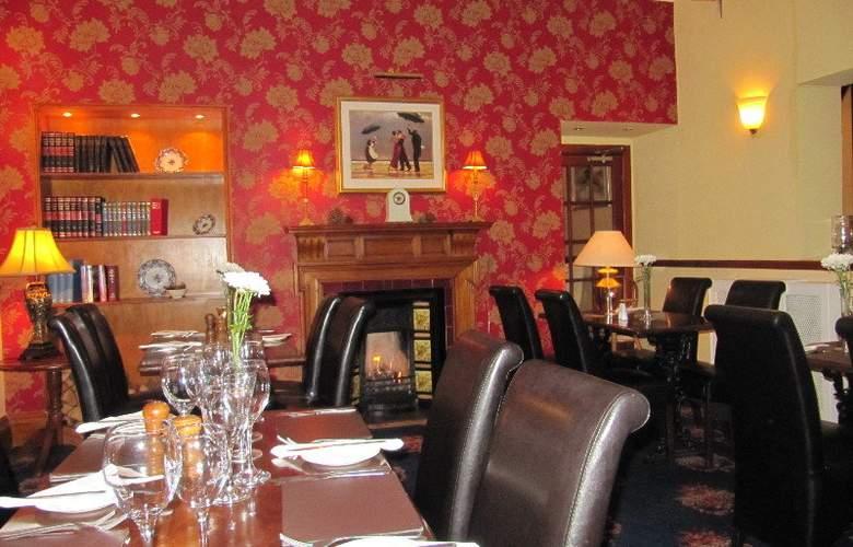 Glenfarg Hotel - Restaurant - 5