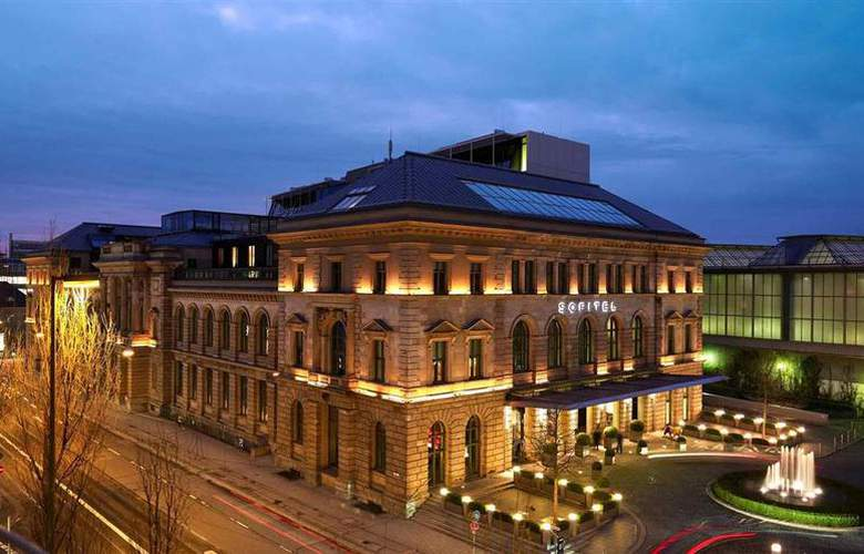 Sofitel Munich Bayerpost - Hotel - 74