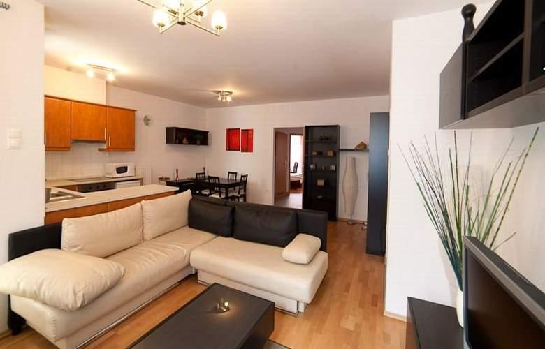Nova Apartments - Room - 6