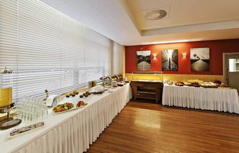 Vista Hotel - Restaurant - 6