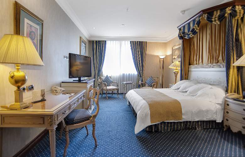 Intercontinental Madrid - Room - 7