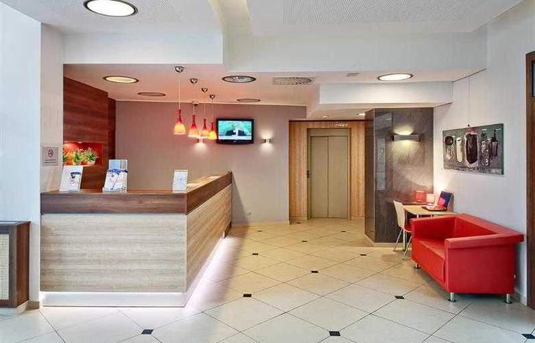 Best Western Hotel Poleczki - Hotel - 11