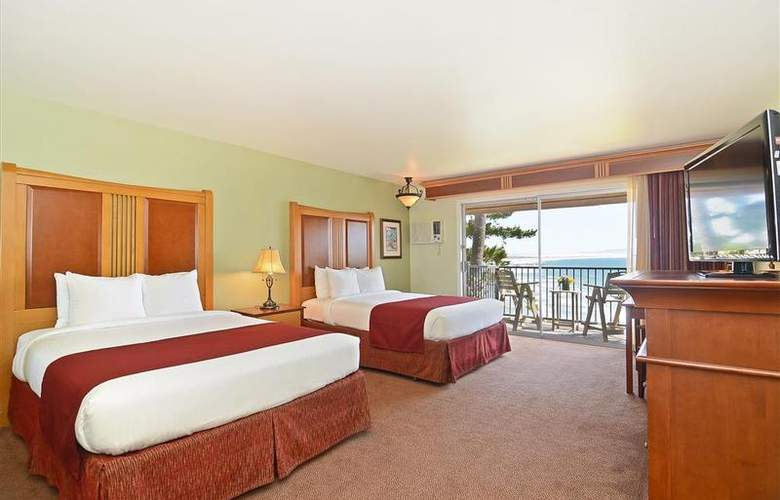Shore Cliff Inn - Room - 83