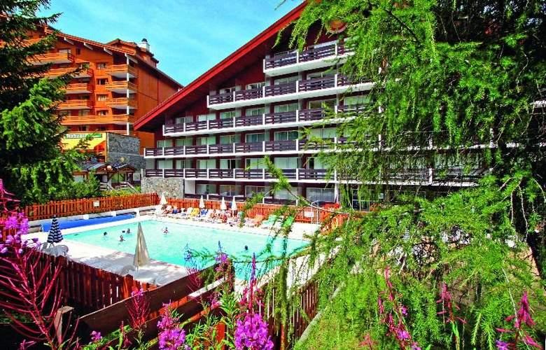 Residence Maeva Les Bleuets - Hotel - 4