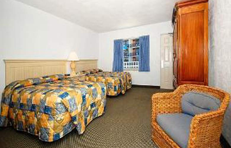 Rodeway Inn on the Beach - Room - 2