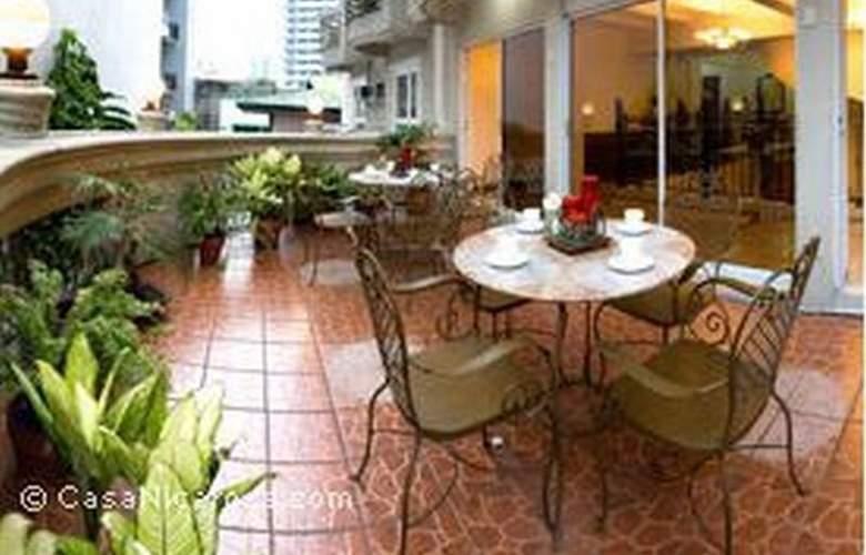 Casa Nicarosa Hotel - Terrace - 24
