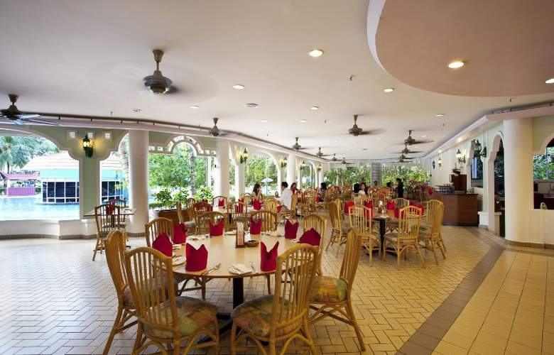 Bayview Beach Resort Penang - Restaurant - 9