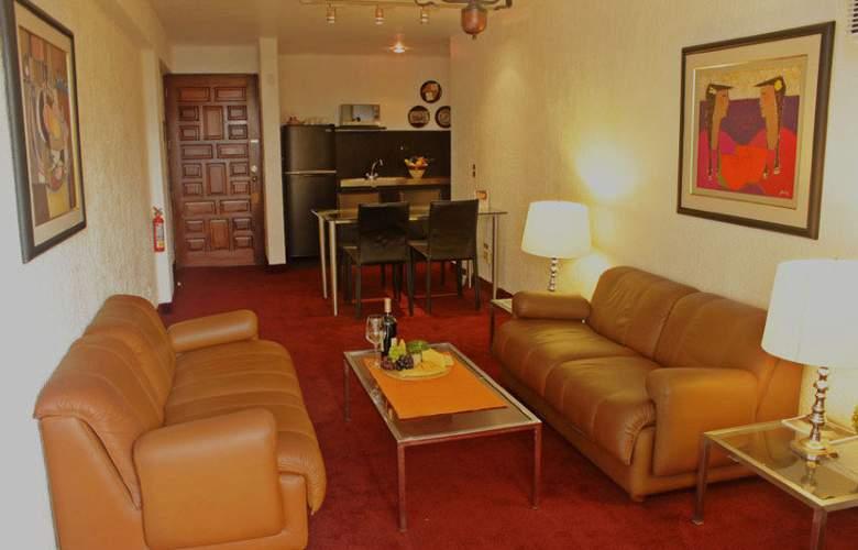 El Condado Miraflores Apart & Suites - Room - 1