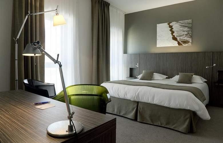 Mercure Saint-Malo Balmoral - Room - 6