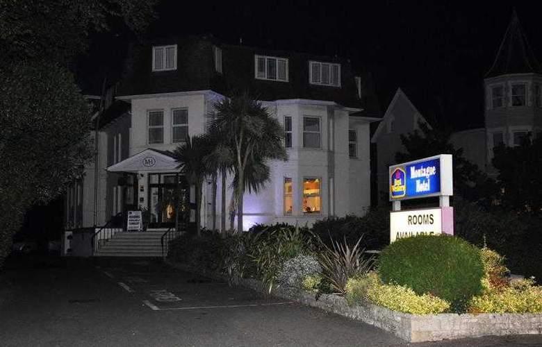 Best Western Montague Hotel - Hotel - 39