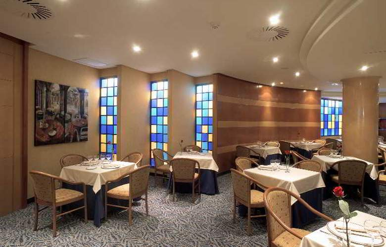 Hcc Montblanc - Restaurant - 17