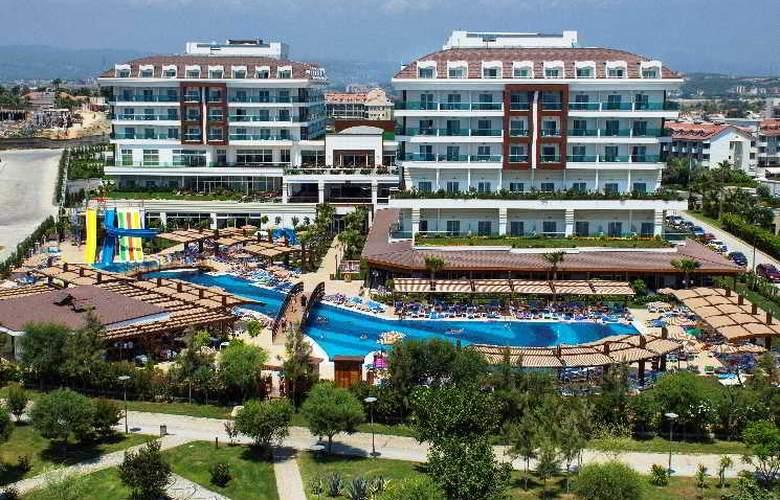 Adalya Ocean Deluxe - Hotel - 8