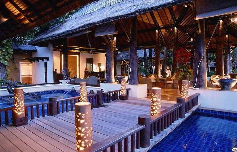Le Vimarn Cottages & Spa Ko Samet - Bar - 5