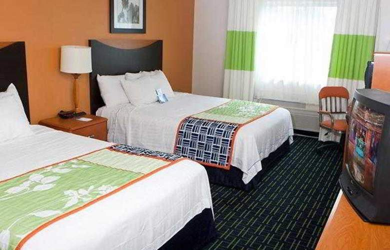 Fairfield Inn & Suites Fort Worth - Hotel - 2