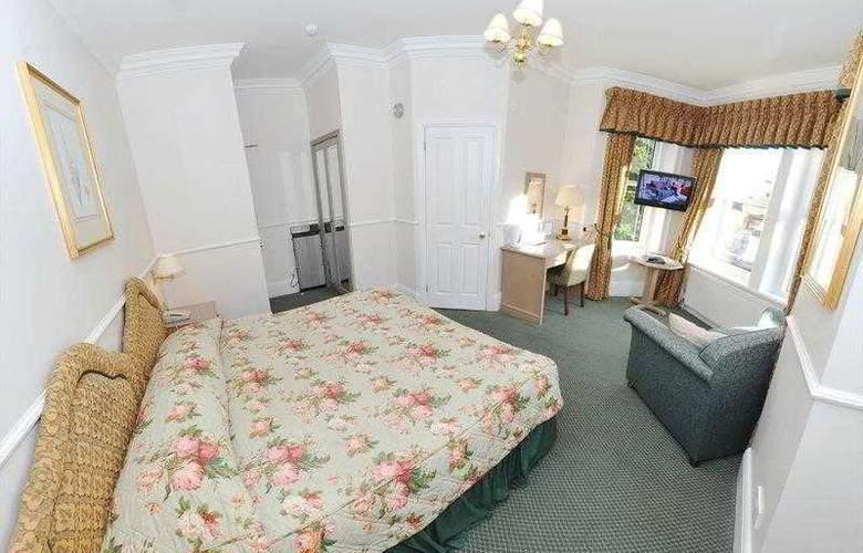 Best Western Montague Hotel - Hotel - 5