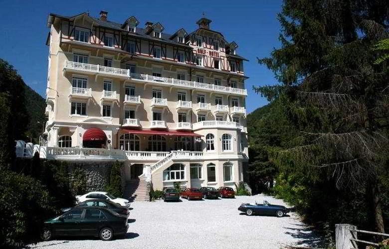 Golf Hotel Brides les Bains - General - 3