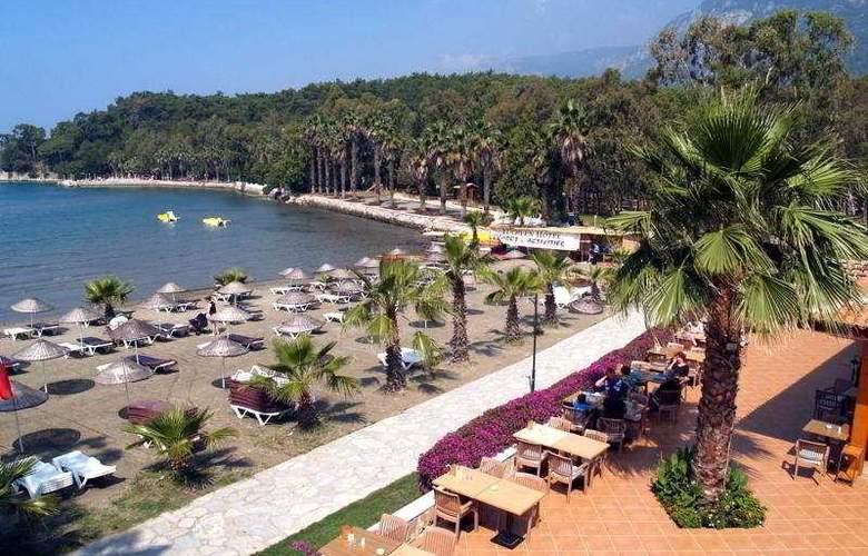 Yucelen Hotel Gokova - Beach - 9