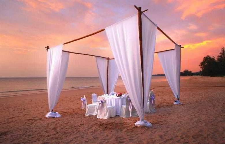 Le Meridien Khao Lak Beach and Spa Resort - Beach - 95