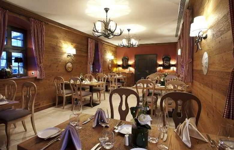 Kempinski Hotel Frankfurt Gravenbruch - Restaurant - 20