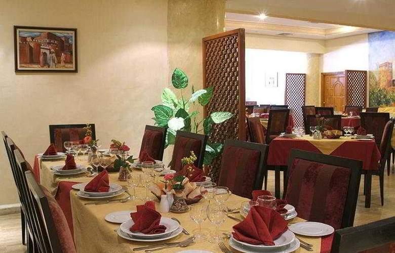 Fes Inn - Restaurant - 11