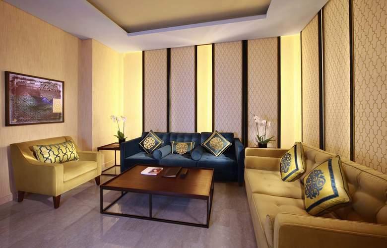 Al Mirqab Boutique - Hotel - 8