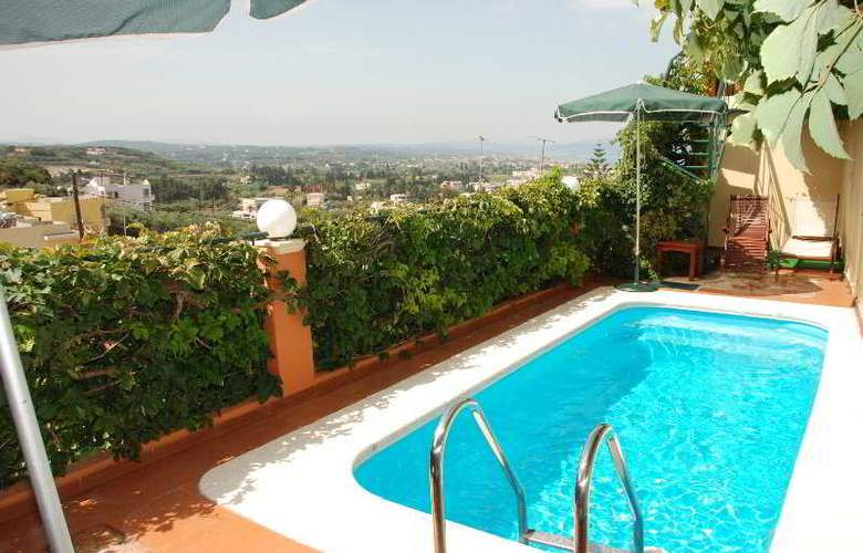 Villa Orsalia - Pool - 5