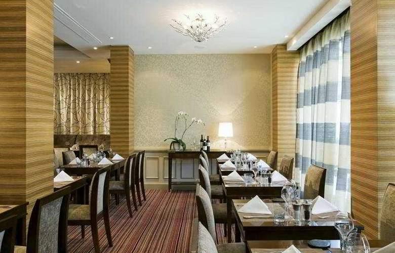Le Warwick Geneva - Restaurant - 8