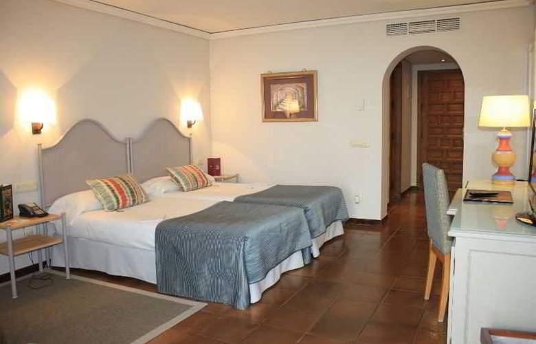 Parador de Malaga. Gibralfaro - Room - 9