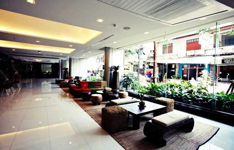 Nouvo City Hotel - Hotel - 13
