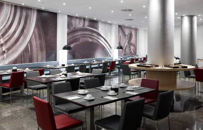NH Barcelona Diagonal Center - Restaurant - 9