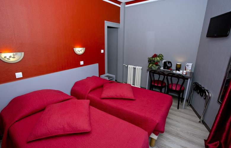 Hipotel Paris Voltaire Bastille - Room - 8