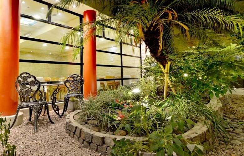 Sarmiento Palace Hotel - Terrace - 8