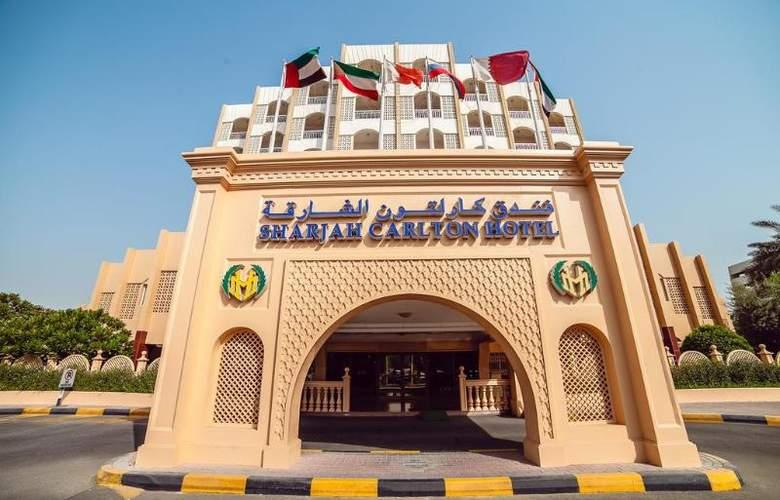 Sharjah Carlton Hotel - Hotel - 6