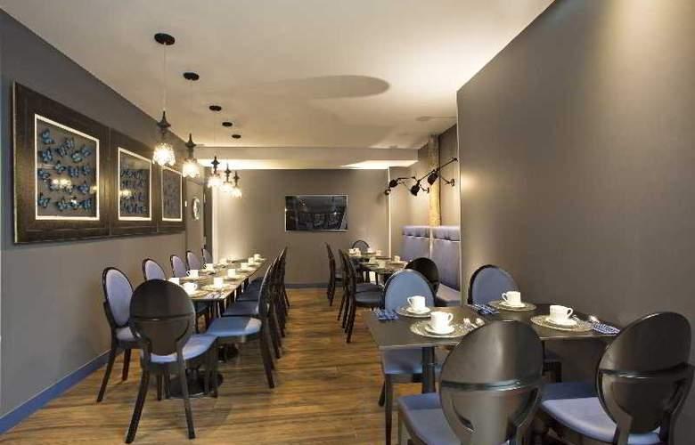 Mademoiselle - Restaurant - 9