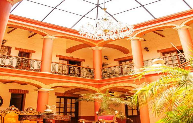 Monasterio - Hotel - 6