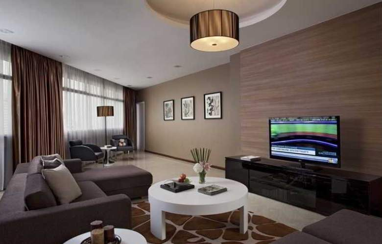 Far East Plaza Apartment - Room - 20