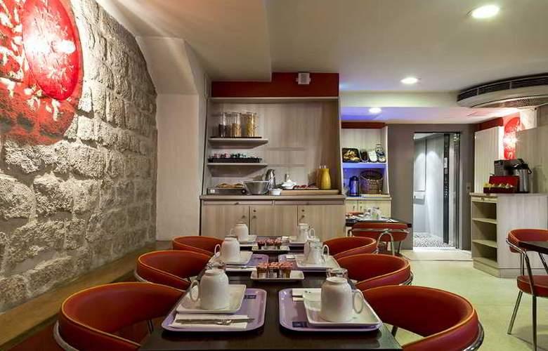 Timhotel Odessa Montparnasse - Restaurant - 4