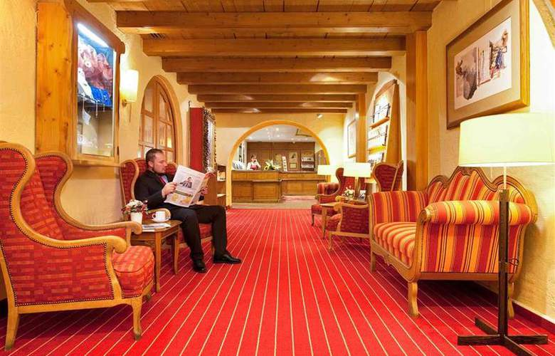 Mercure Garmisch-Partenkirchen - Hotel - 54